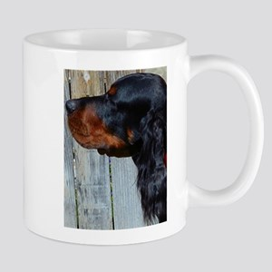 Male Gordon Head Study Mug